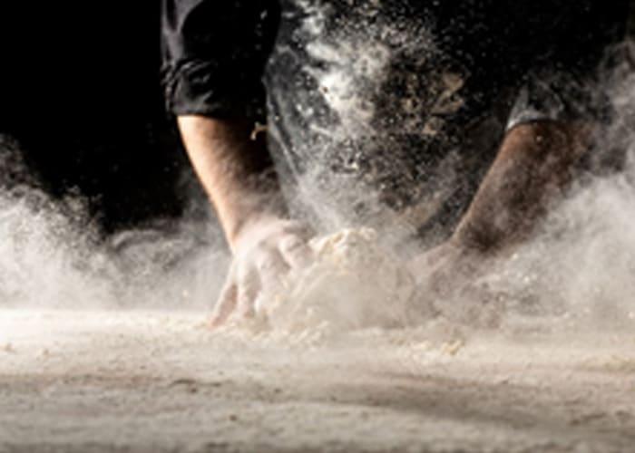 airborne flour can cause respiratory disease
