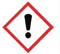 Warning - Harmful in contact with skin